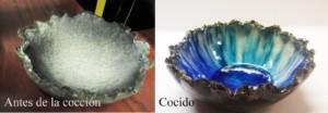cuenco de ceramica a mano