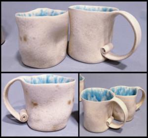 clases de cerámica tazas