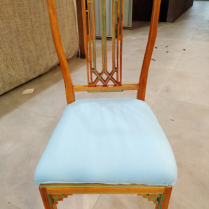 curso de restauración de mueble antiguo