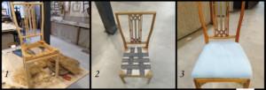 encabezado curso de restauración de muebles