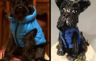 perro modelado de cerámica clases de cerámica