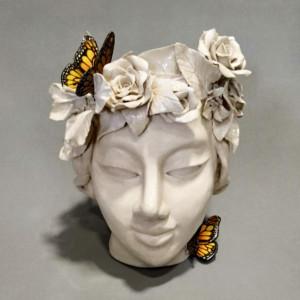 1 cabeza clases de cerámica