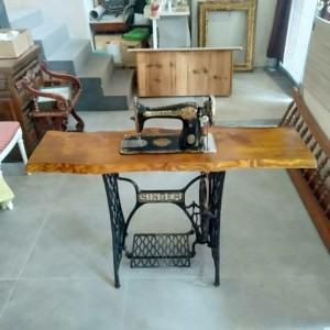 4 máquina de coser clases de restauración de muebles